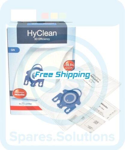 Original Miele Medicair Plus 5000 Vacuum Cleaner Bag Pack of 4 /& Filter