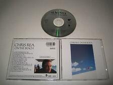 CHRIS REA/ON THE BEACH(EASTWEST/2292-42375-2)CD ALBUM