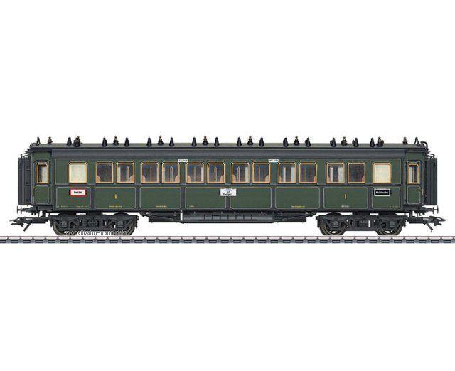 **   41369 h0 AC treno rapido carro abbü, 1./2. KL. il K. BAY. STS. B., nuovo OVP **