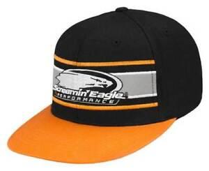 ded67a3d5499e Harley-Davidson® Men s Screamin  Eagle Eliminator Flat Bill Flex Cap ...