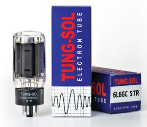 Factory-matched-Quad-Tung-Sol-6L6GC-STR-6L6-5881-fuer-MC-240-MC-30-MC-40