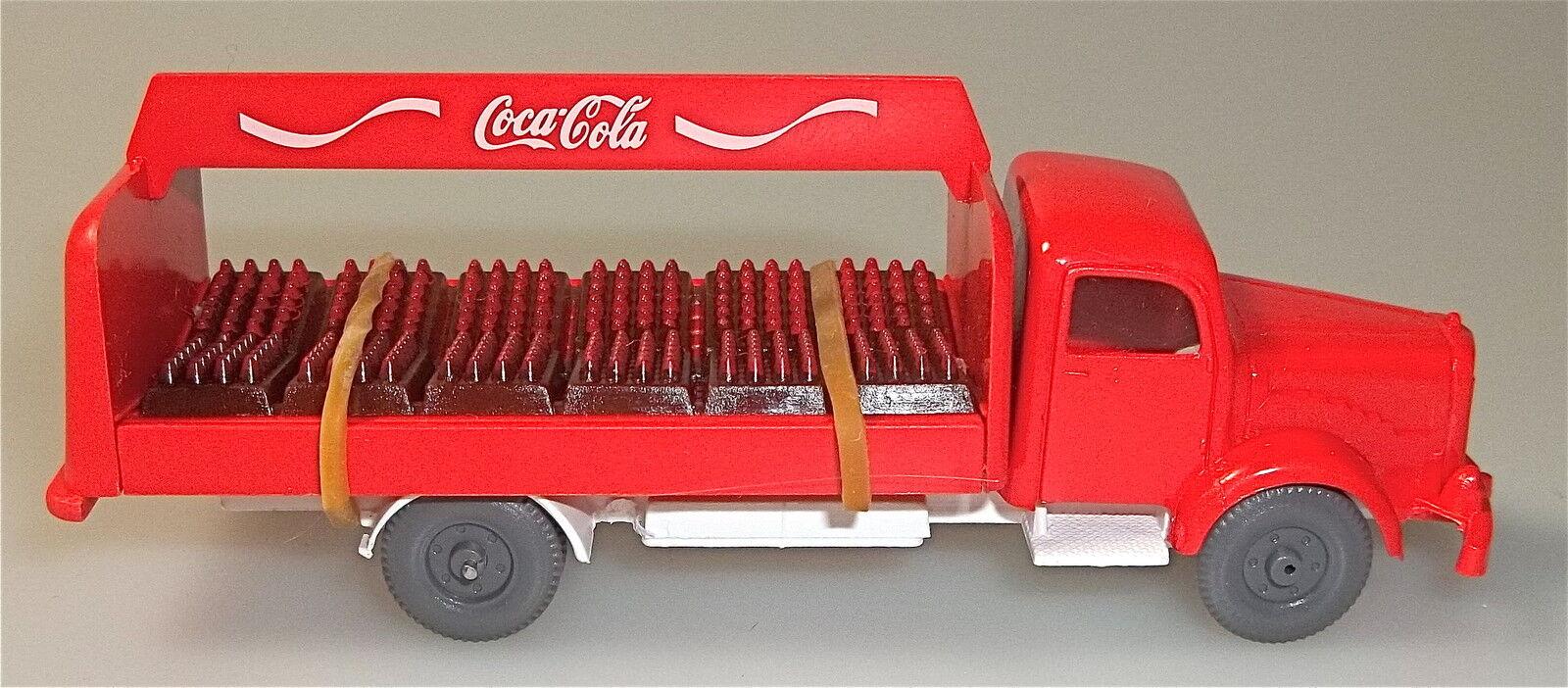 Coca Cola Transportador de Bebidas Rw Mercedes 5000 Imu 1 87 Å