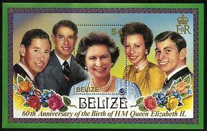 Belize-1986-Scott-811-MNH-Souvenir-Sheet