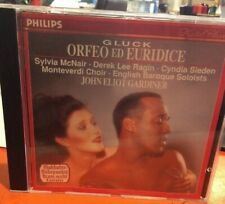 Gluck: Orfeo ed Euridice (CD, Dec-1993, Philips)