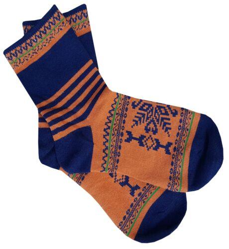 CHEX Socks Ladies Womens Soft Mixed Fibres Snowflake Ankle Socks UK 3-6