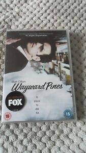 Wayward-Pines-Season-1-Dvd-New-Matt-Dillon-Jason-Patric