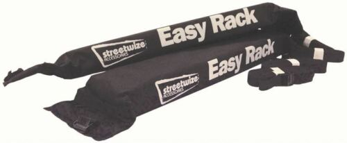 Easy Soft Rack Roof Bars w bag fits Vauxhall Opel Corsa D E 3,5 Door 2006-2017