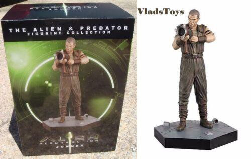 Action- & Spielfiguren Eaglemoss 1/16 Alien & Predator Johner Alien Resurrection Issue 12