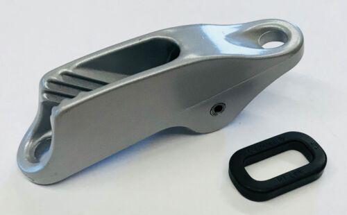 Kammklemme Niederholertalje Strecker Clamcleat CL253 Trapezklemme mit Rolle