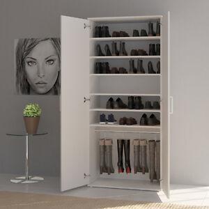 Zapatero armario zapatero armario de pared armario para botas armario para ebay - Zapateros para armarios ...