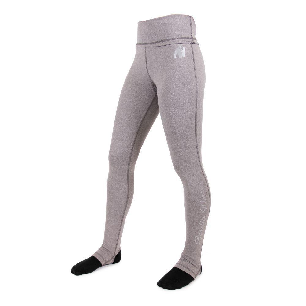 Gorilla Wear Women's Annapolis Work Out Legging Grey