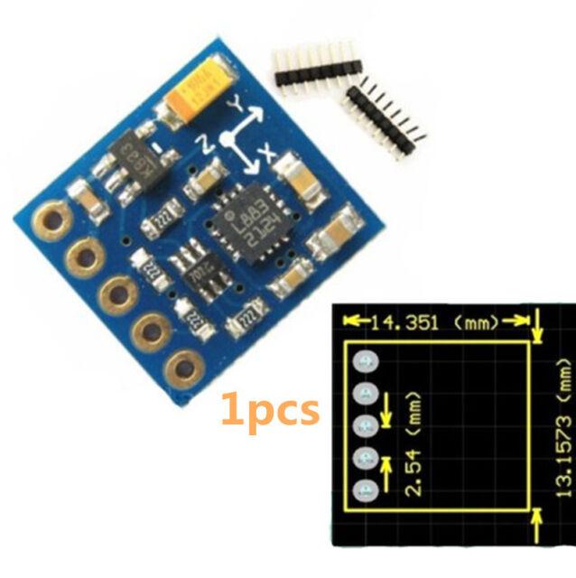 HMC5883L Triple 3-Axis Compass Magnetometer Sensor Module for Arduino  3V-5V