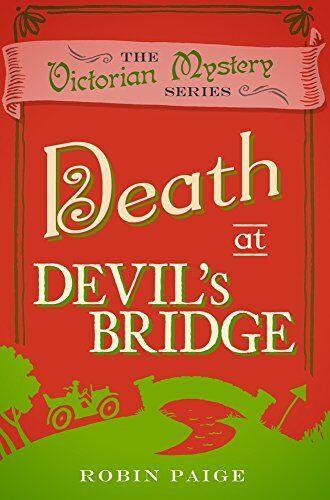 1 of 1 - ROBIN PAIGE __ DEATH AT DEVIL'S BRIDGE __ BRAND NEW __ FREEPOST UK
