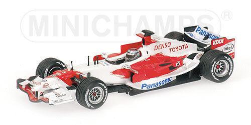 1 43 Panasonic Toyota Racing TF106   Jarno Trulli   Season 2006