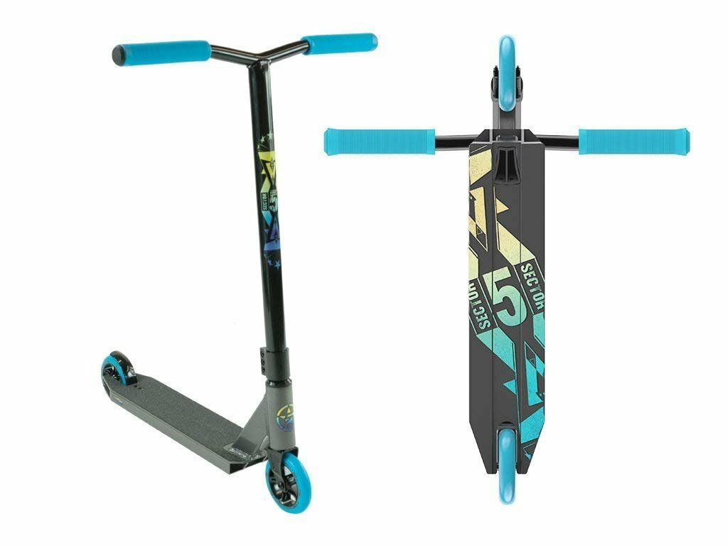 5Starr Sector 5 2018 Pro Scooter