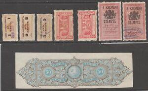 Sweden-Revenue-Cinderella-Fiscal-stamp-ML-635b