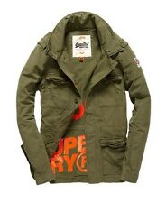 Superdry Military Rookie Blazer Deepest Army Green L