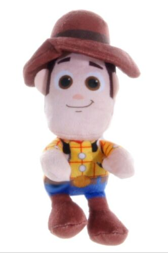 OFFICIAL BRAND NEW TOY STORY 4 WOODY PLUSH BAGCLIP KEYRING KEYCHAIN