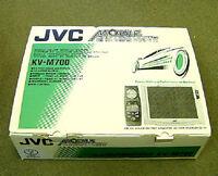 Jvc Kv-m700 Color Mobile Monitor System Unit