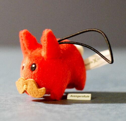 Mini Plush Labbits Kidrobot Kozik Red