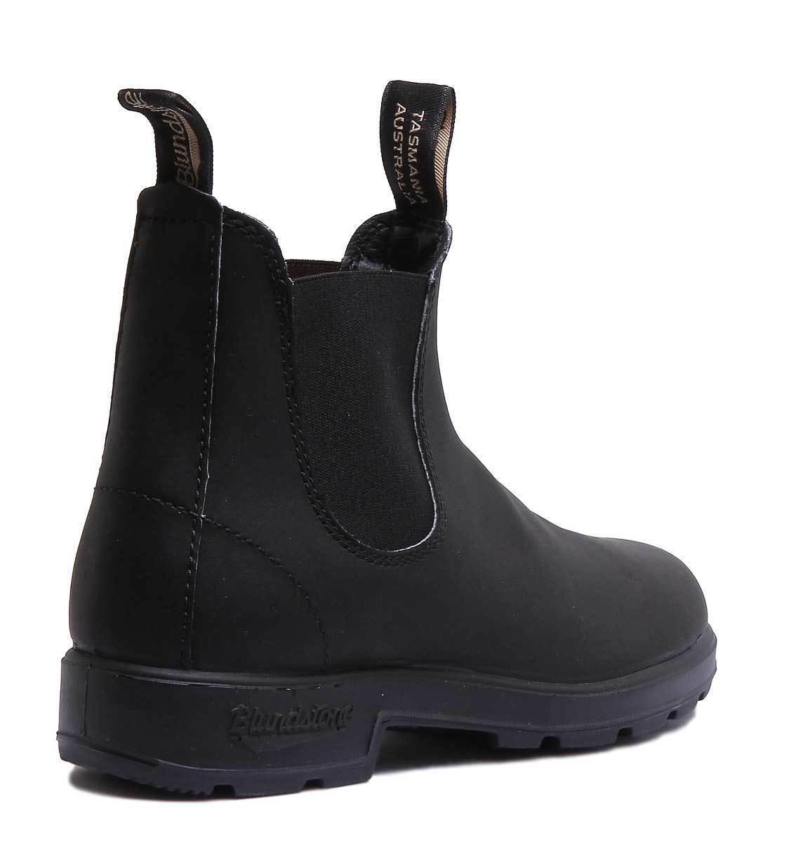 azulndstone al 510 The Original botas al azulndstone tobillo para hombre de cuero negro mate tamaño de Reino Unido 6 - 12 ef7668