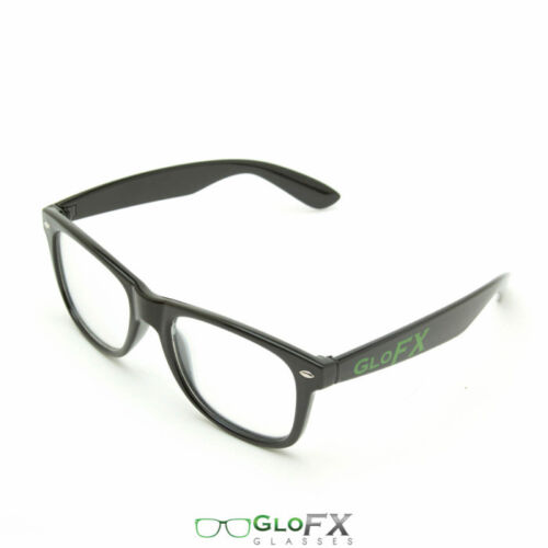 GloFX Diffraction Sunglasses Spectacles 4 the show rave laser nation in to into
