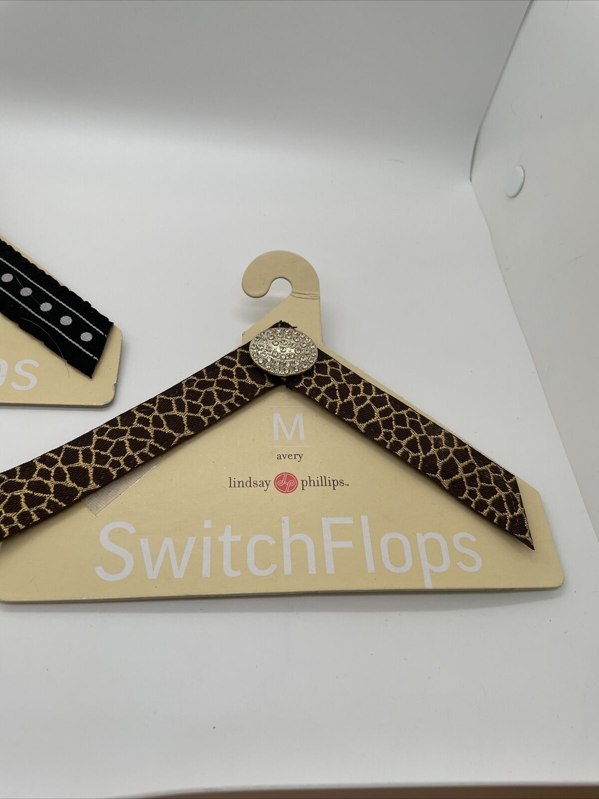 Lindsay Phillips Switch Flops Switchflops Straps Lot Of 2 Size M 7 - 8