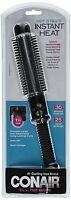 Professional Conair Hair Curling Hot Brush Iron Dual Voltage 1-1/4 Free Ship on sale