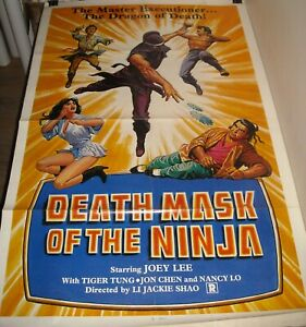 Bruce Lee and Ninja Posters