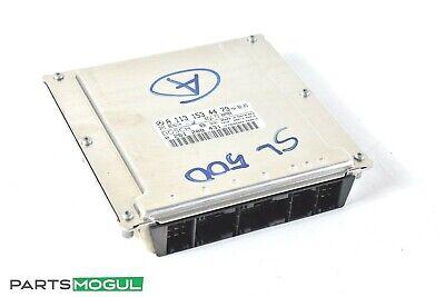 00-06 Mercedes W220 S430 S500 Engine Control Unit Module ECU 1131533079 OEM