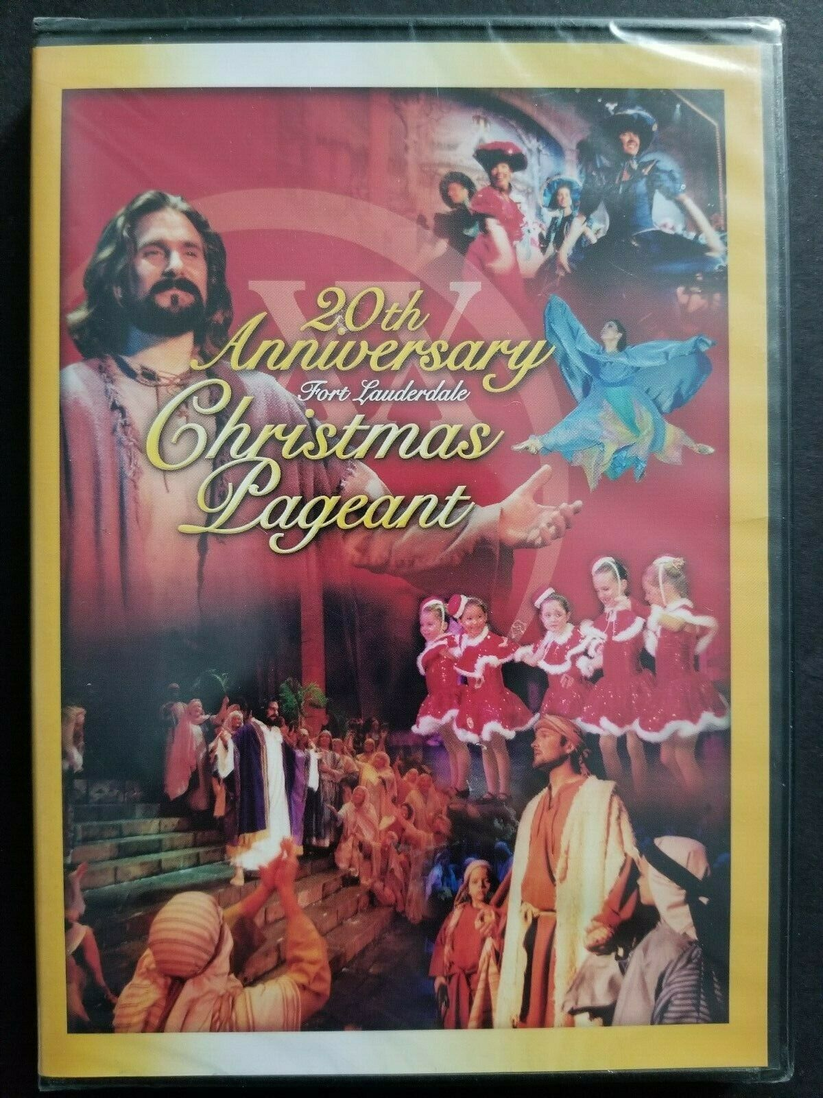 Fort Lauderdale Christmas Pageant 2020 Dvd 20th Anniversary Fort Lauderdale Christmas Pageant on DVD Very