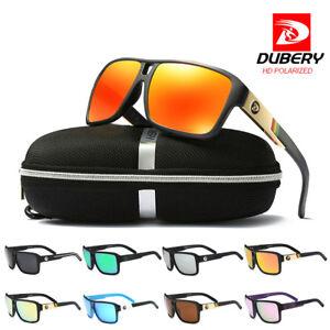 Dubery-Polarized-Sunglasses-uv400-Anti-for-Man-Woman-Unisex-Pouch
