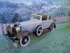 1/43 Rio (Italy) Isotta franchini  1929 #68