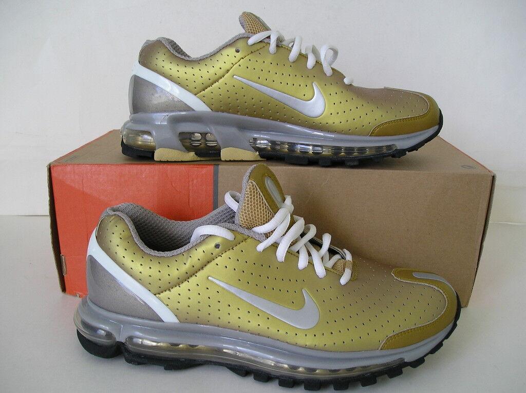 LIMITED EDITION~Nike AIR MAX 03 ID~Running shox trainer gym Shoe WOMENS Sz 9