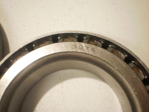10,000# 10K GD Axle Bearing Kit Dexter 10-51 Seal Trailer Axel 8-415 8-288 9-44