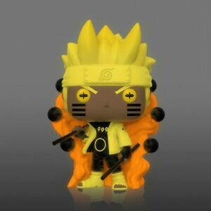 Funko Pop! Naruto Six Path Sage GITD Specialty Series Preorder! W/ Protector