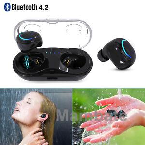 Mini Bluetooth TWS Earbuds Best Noise Cancelling Wireless Headphones