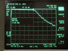 900 Mhz Low Pass Filter Bnc Connectors