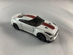 Hot-Wheels-039-17-Nissan-Gt-r-Gtr-R35-50th-2020-Estado-perfeito-colecionavel-fundido-Solto