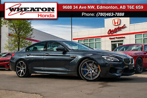 2016 BMW M6 Gran Coupe COMPETITION PACKAGE