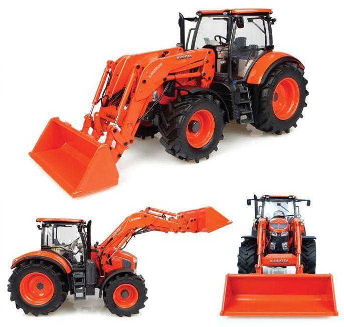 últimos estilos Kubota Kubota Kubota m7-171 with Front Loader (versión EE. UU.) 1 32 tractor Model 4927  tienda de ventas outlet