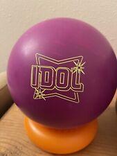 15lb NIB Roto Grip IDOL MAGENTA SOLID New 1st Quality Bowling Ball