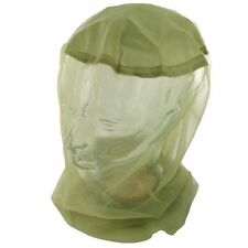 Highlander Mosquito/Midge Micro Head Net - Green - One Size