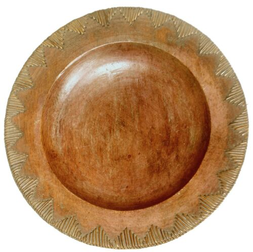 choose from selection Serving Plates Fair Trade Indonesian Wooden Dinner