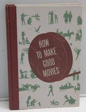 Kodak How to Make Good Movies - Hardcover - English - USED F32E