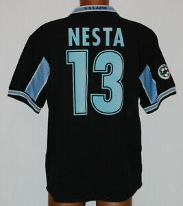 Dettagli su maglia Lazio Nesta vintage Puma Cirio 1998 1999 serie A shirt jersey L away