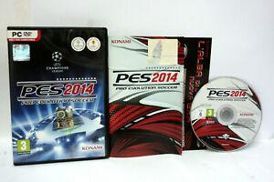 PES-2014-PRO-EVOLUTION-SOCCER-PC-DVD-ROM-GIOCO-USATO-BUONO-STATO-MG1-64664