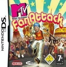 NINTENDO DS 3DS MTV FAN ATTACK Star Manager *  Neuwertig