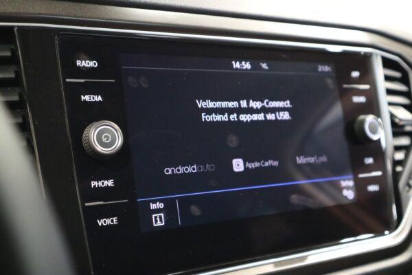VW T-Roc 1,5 TSi 150 Style billede 6