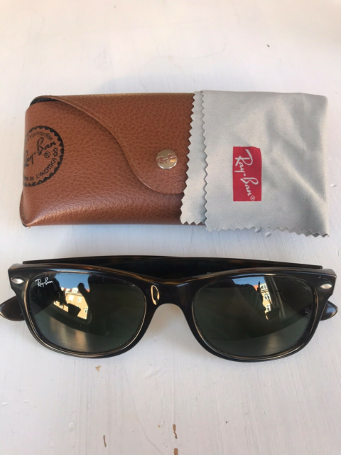 Solbriller unisex, Ray ban new wayfarer, Ray Ban new Way…